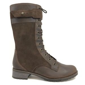 Timberland Women's Leather Tall Winter Boots